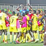 Hippos storm Afcon U20 semi finals in Mauritania