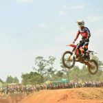 Motocross excites residents of Arua City